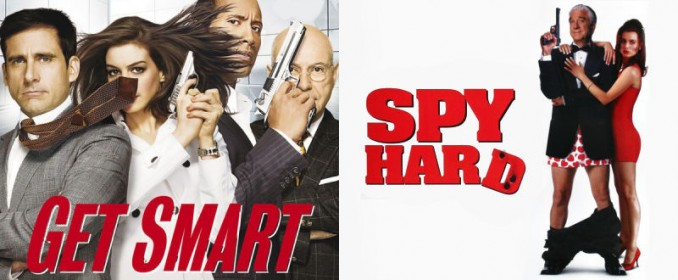 Get Smart / Spy Hard