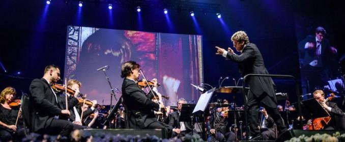 Dirl Brossé et le Brussels Philharmonic