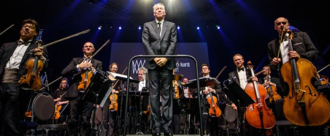 Alan Silvestri et le Brussels Philharmonic