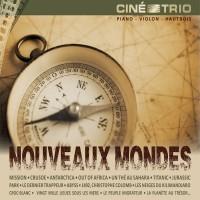 Le Ciné-Trio explore les Nouveaux Mondes Nouveaux rivages, nouvelles contrées, mondes imaginaires ou engloutis... en musique !