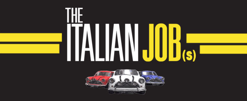 The Italian Job(s) (Quincy Jones / John Powell) Deux braquages sinon rien !
