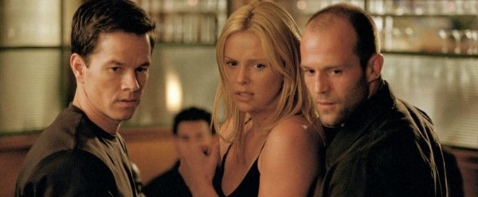 Mark Wahlberg, Charlize Theron & Jason Statham