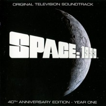 Space: 1999 (Year One) (Barry Gray) UnderScorama : Décembre 2014