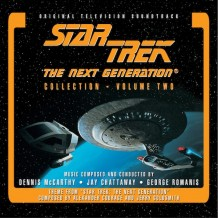 Star Trek: The Next Generation Collection (Volume 2) (Dennis McCarthy…) UnderScorama : Mars 2016