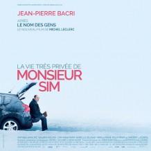 Vie Très Privée de Monsieur Sim (La) (Vincent Delerm) UnderScorama : Février 2016