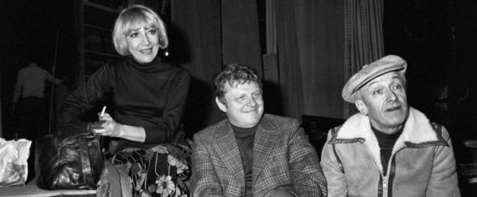 Colette Brosset, Gérard Calvi et Robert Dhéry
