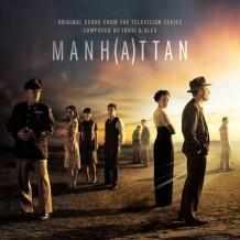 Manhattan (Jonsi & Alex, Jeff Russo & Zoe Keating) UnderScorama : Février 2016