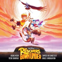 Rescuers Down Under (The) (Bruce Broughton) UnderScorama : Mars 2016