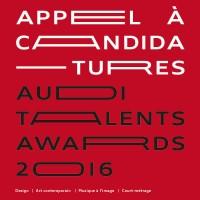 Audi Talents Awards 2016 : appel à candidature Audi déclare officiellement ouverte la chasse aux talents pour la 10ème année consécutive