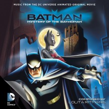 Batman: Mystery Of The Batwoman (Lolita Ritmanis) UnderScorama : Mai 2016