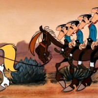 Lucky Luke : la Ballade des Dalton (Claude Bolling) Les compagnons de la nouba
