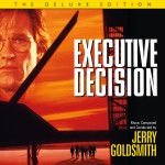 Executive Decision (Jerry Goldsmith) UnderScorama : Avril 2016