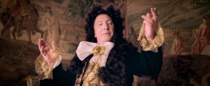 Alan Rickman dans A Little Chaos
