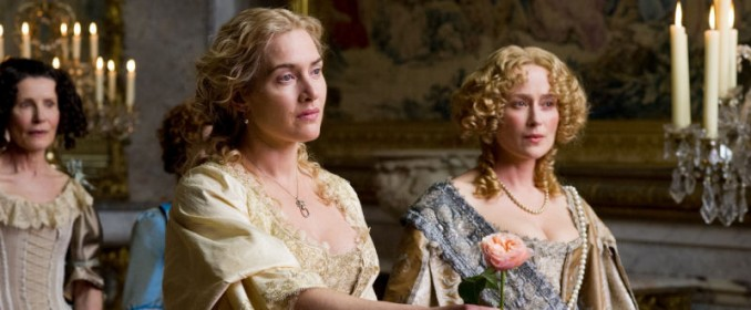 Kate Winslet dans A Little Chaos