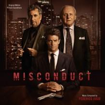 Misconduct (Federico Jusid) UnderScorama : Mars 2016