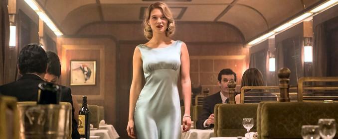 Léa Seydoux fait la belle pour 007