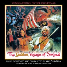 Golden Voyage Of Sinbad (The) (Miklós Rózsa) UnderScorama : Avril 2016