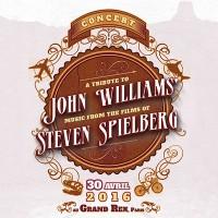 Tribute To John Williams au Grand Rex Concert-hommage à la prestigieuse collaboration du compositeur avec Spielberg