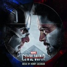 Captain America: Civil War (Henry Jackman) UnderScorama : Mai 2016