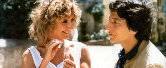 Marie-Anne Chazel et Christian Clavier dans Les Babas-Cool