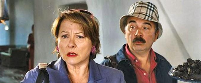 Josiane Balasko et Gérard Jugnot dans Tranches de Vie