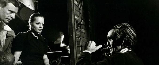 Jean-Louis Trintignant et Romy Schneider dirigés par Pierre Granier-Deferre