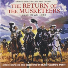 Return Of The Musketeers (The) (Jean-Claude Petit) UnderScorama : Mai 2016