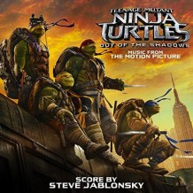 Teenage Mutant Ninja Turtles: Out Of The Shadows (Steve Jablonsky) UnderScorama : Juillet 2016