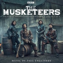 Musketeers (The) (Seasons 2 & 3) (Paul Englishby) UnderScorama : Juillet 2016