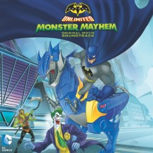 Batman Unlimited: Monster Mayhem (Kevin Riepl) UnderScorama : Juin 2016