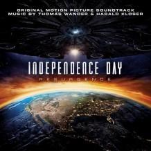 Independence Day: Resurgence (Thomas Wander & Harald Kloser) UnderScorama : Juillet 2016