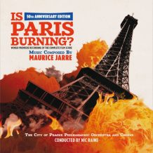 Is Paris Burning? (Maurice Jarre) UnderScorama : Septembre 2016