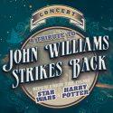 John Williams Strikes Back au Grand Rex en 2017 Après le concert d'avril dernier, le Sinfonia Pop Orchestra rendra un nouvel hommage au compositeur