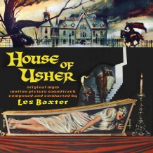 House Of Usher (Les Baxter) UnderScorama : Août 2014
