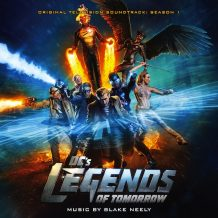 Legends Of Tomorrow (Season 1) (Blake Neely) UnderScorama : Octobre 2016