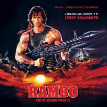 Rambo: First Blood Part II (Jerry Goldsmith) UnderScorama : Septembre 2016