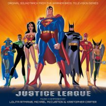 Justice League (Michael McCuistion, Kristopher Carter & Lolitas Ritmanis) UnderScorama : Septembre 2016