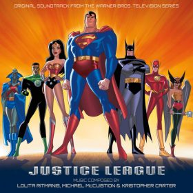 Justice League (Seasons 1 & 2)