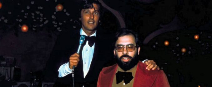 Robert Evans & Francis Ford Coppola