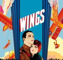 Wings en ciné-concert à Strasbourg