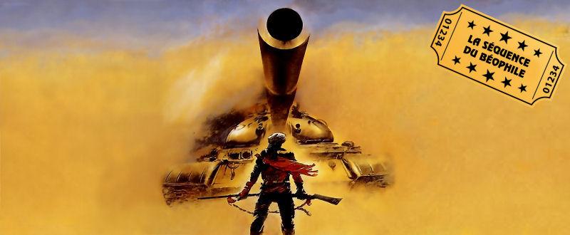 The Beast Of War (Mark Isham) À la poursuite du char rouge