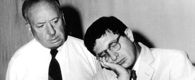 Alfred Hitchcock et Bernard Herrmann
