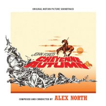 Cheyenne Autumn (Alex North) UnderScorama : Novembre 2016