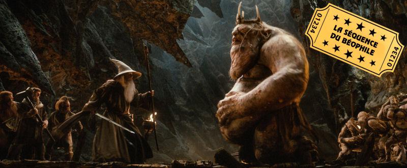 The Hobbit: An Unexpected Journey (Stephen Gallagher) Dans l'antre du Roi de la montagne