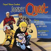 Jonny Quest (Hoyt Curtin & Ted Nichols) UnderScorama : Décembre 2016