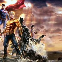 Justice League: Throne Of Atlantis (Frederik Wiedmann) Le trône du roi Arthur