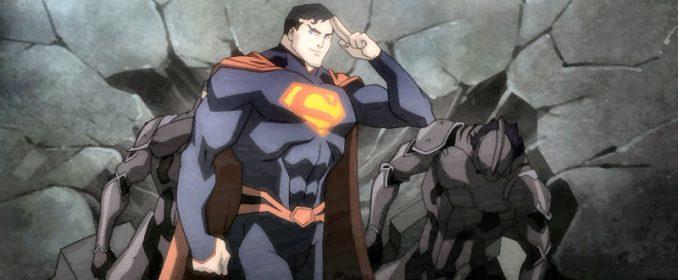 Superman vous salue bien