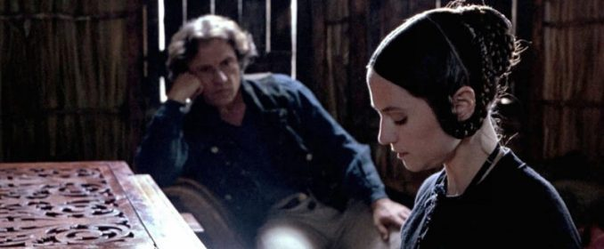 Harvey Keitel et Holly Hunter