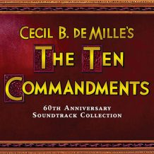 Ten Commandments (The) (Elmer Bernstein) UnderScorama : Octobre 2016