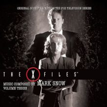 X-Files (The) (Volume 3) (Mark Snow) UnderScorama : Décembre 2016